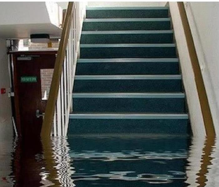Water Damage Prevent Basement Flooding