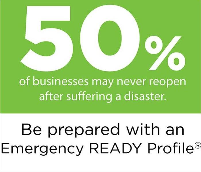 Commercial SERVPRO Emergency READY Profile Advantages